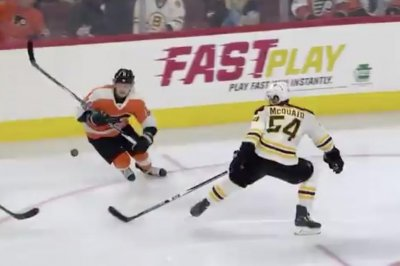 Flyers' Konecny scores unbelievable goal vs. Bruins