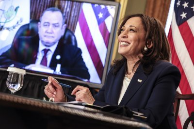 Harris: U.S. to work with Guatemala to address 'root causes' of migration