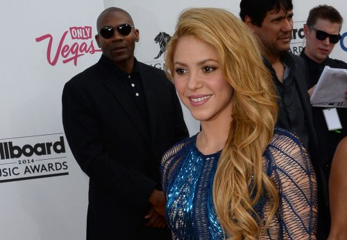 Shakira releases video for World Cup song 'La La La (Brazil 2014)'