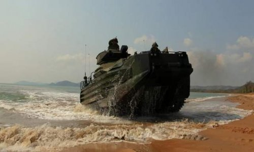GenDyn continues research on new amphibious assault vehicle