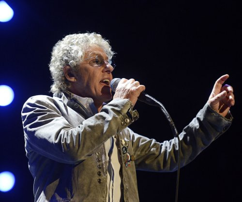 The Who cancels four shows due to singer Roger Daltrey's health