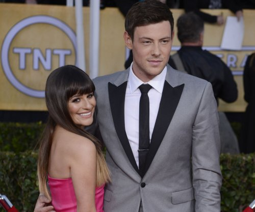 Lea Michele says Cory Monteith would love her new beau