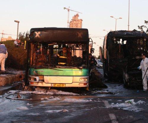 Jerusalem bus explosion injures 20