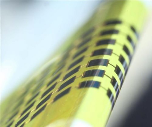 New, flexible solar cells just 1 micrometer thick
