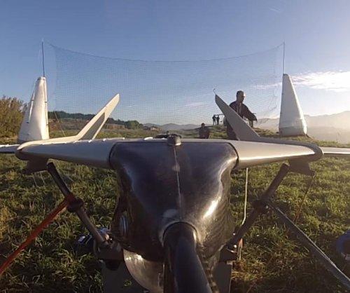 Thales launches Fulmar X drone