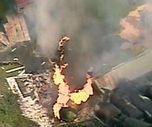 Evacuation ordered after CSX train derails in western Pennsylvania