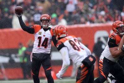 Andy Dalton in 'good rhythm' in Cincinnati Bengals' win over Cleveland Browns