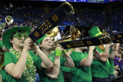 Notre Dame president rips NCAA over vacated wins