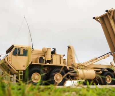 Lockheed receives contract for THAAD field support