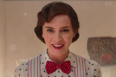 Emily Blunt brings magic to 'Mary Poppins Returns' trailer