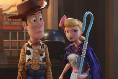 'Toy Story 4': Woody reunites with Bo Peep in new trailer