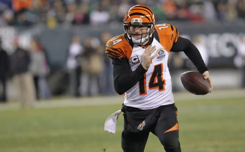 NFL: Cincinnati 34, Philadelphia 13