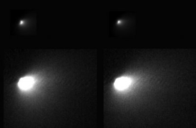 NASA orbiter beams back images of Siding Spring comet