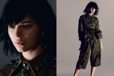Kendall Jenner lands fashion campaign for Marc Jacobs