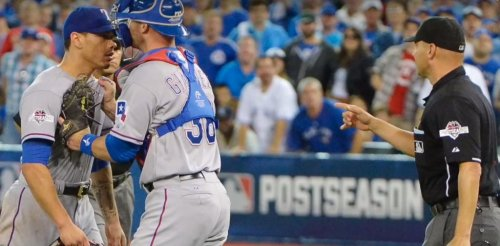 Texas Rangers take 2-0 lead in ALDS vs. Toronto Blue Jays