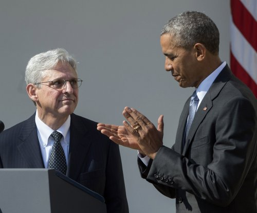 Obama: Give Supreme Court nominee Merrick Garland 'the respect he has earned'