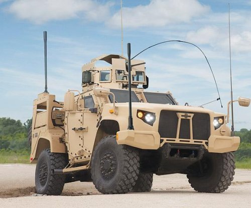 U.S. Army issues initial order for Humvee replacement vehicles