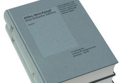 Annotated version of Hitler's 'Mein Kampf' was a 2016 German best-seller