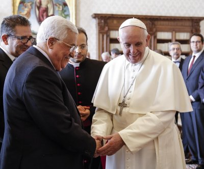 Palestinians establish embassy at the Vatican
