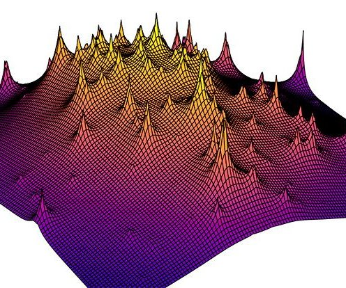 Dark matter mapped in record detail by Yale astronomers