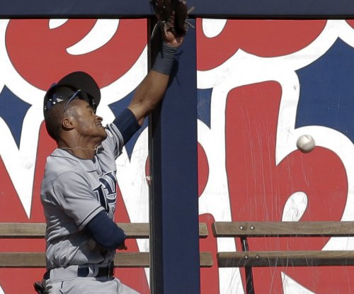 Tampa Bay Rays hold on to beat Oakland Athletics