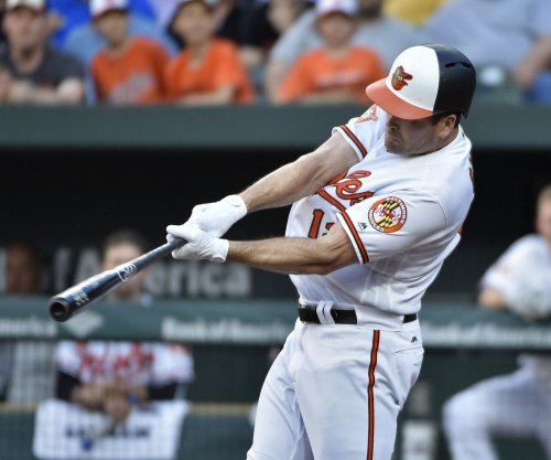Seth Smith's homer lifts Baltimore Orioles to win over Texas Rangers