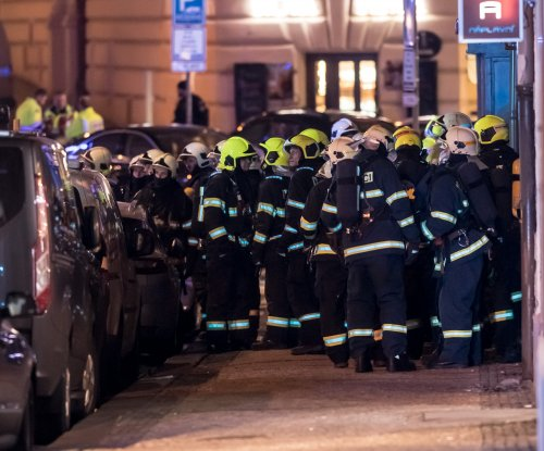 Czech Republic: Prague hotel fire kills two, injures dozens