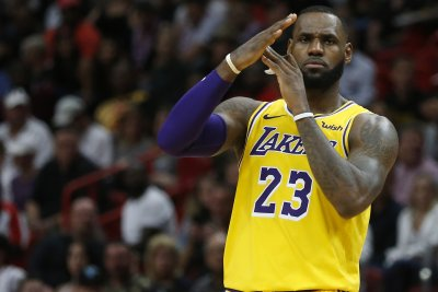 LeBron James to miss rest of the season for Lakers