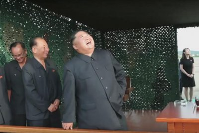 Kim Yo Jong makes first appearance at North Korea weapon test