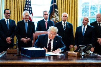 Trump taps White House lawyer as coronavirus inspector general