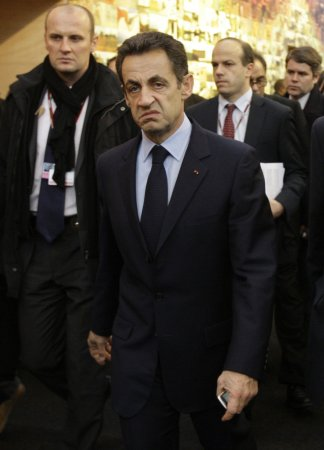 Sarkozy rival acquitted in conspiracy case