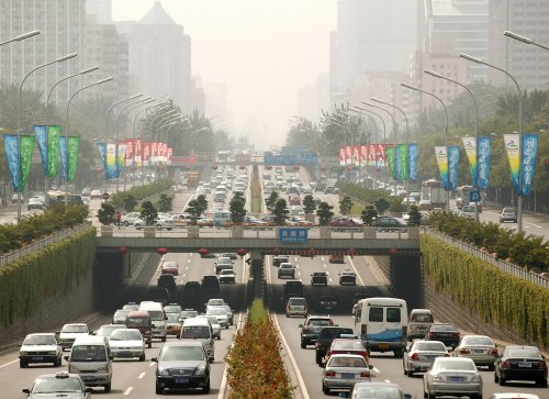 General Motors names new GM China president