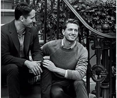 Tiffany jewelry uses same-sex couple in advertisement for first time