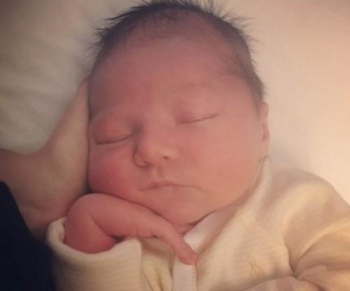 Lauren Bush Lauren shares Instagram photo of newborn son James