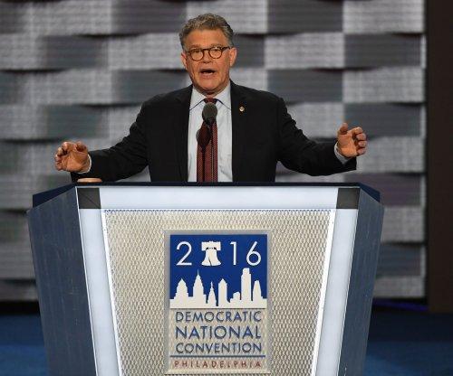 Al Franken skewers Donald Trump with sarcastic convention speech