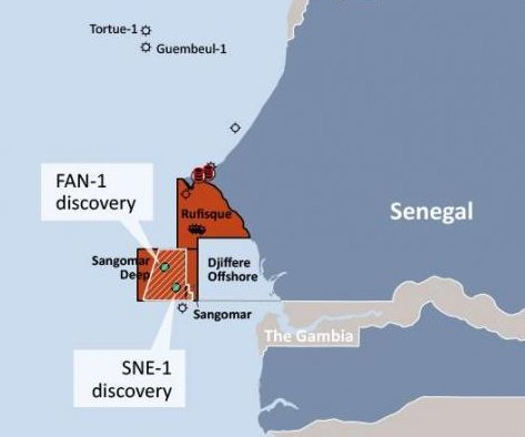 Senegal primed as one of the next big oil players