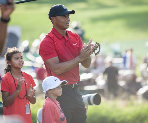 Tiger Woods 17th in 18-player field after one round