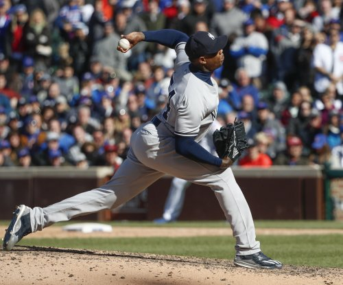 Yankees place closer Aroldis Chapman on DL with rotator cuff inflammation