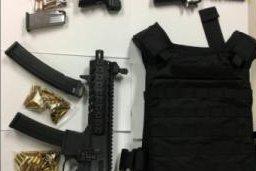 Former NBA player Sebastian Telfair arrested on gun charges