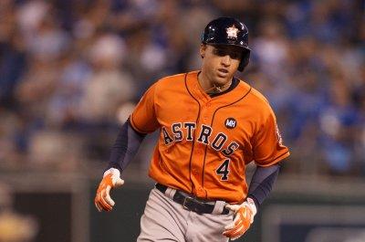 Houston Astros use long ball to beat Oakland Athletics