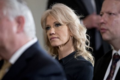 Watchdog: Kellyanne Conway violated Hatch Act