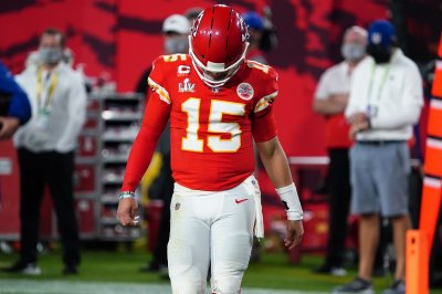 Chiefs' Patrick Mahomes: Super Bowl LV loss is motivation for rest of career