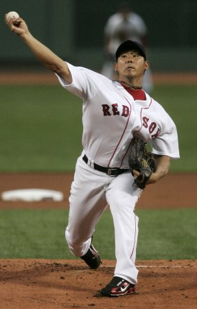 Matsuzaka gets Red Sox start in ALCS