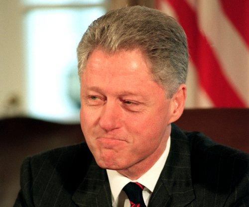 Clinton says he doubts presidency harmed