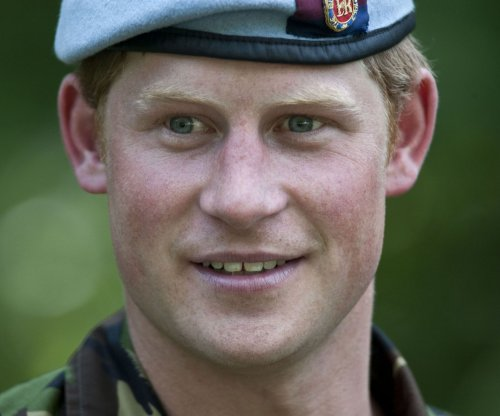 Prince Harry receives knighthood for services to his grandmother, Queen Elizabeth