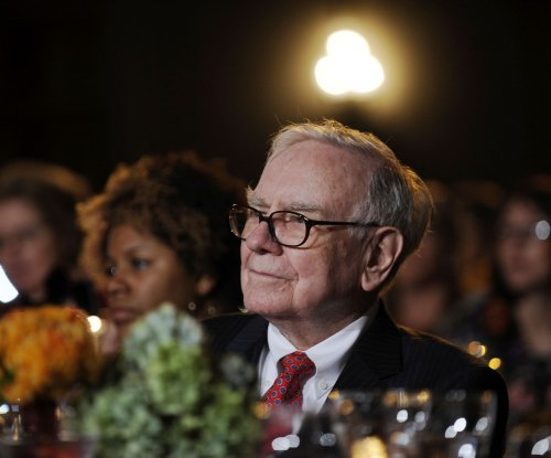 Warren Buffett's Berkshire Hathaway takes stake in Apple