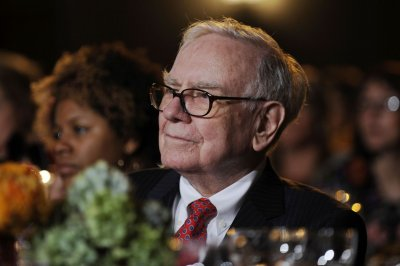 Warren Buffett's Berkshire Hathaway takes stake in Apple