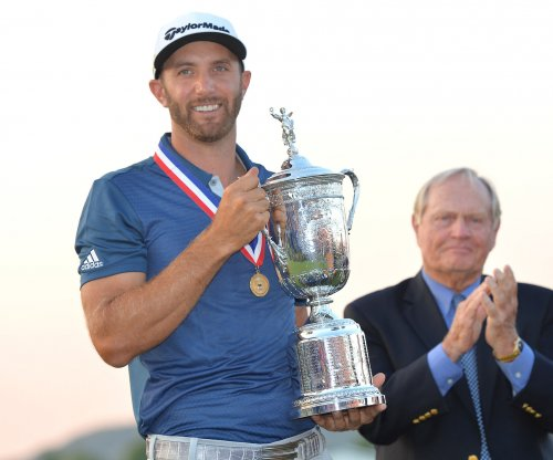 Dustin Johnson wins U.S. Open for 1st major win