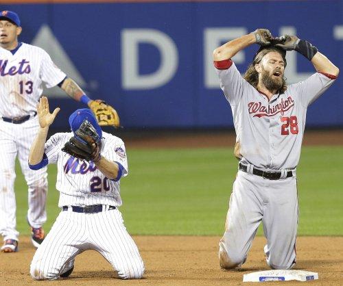 Wilmer Flores, New York Mets win HR derby over Washington Nationals