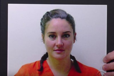 Shailene Woodley regrets not posing in her mugshot